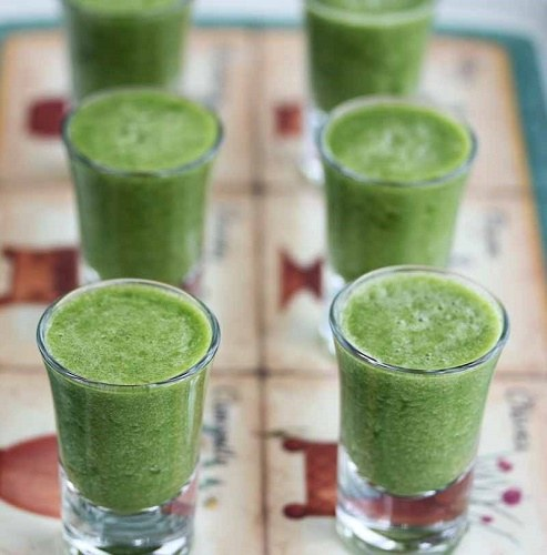 Beginner Green Tea Smoothie recipe