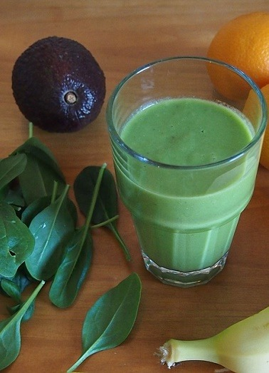 Green Tea Detox Smoothie