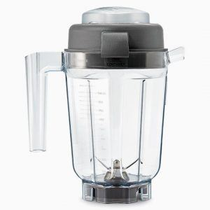 Vitamix dry grains container review