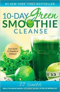 JJ Smith 10 Day Green Smoothie Cleanse diet