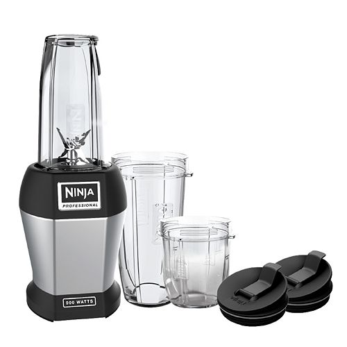 Ninja or Nutribullet - Nutri Ninja BLl450 review