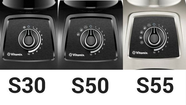 Vitamix s30 vs s50 vs s55 review