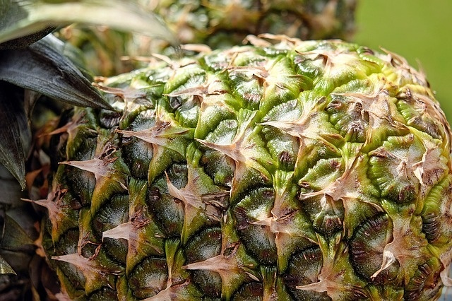 Detox Fruits - Pineapple