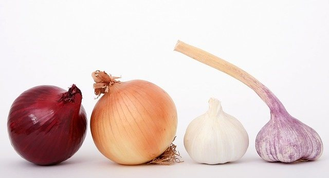 Best Cleansing vegetables - Onions and Garlic