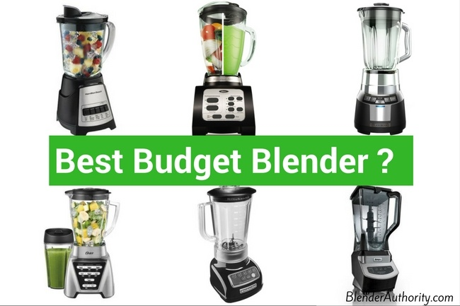 Best Budget Blender Review
