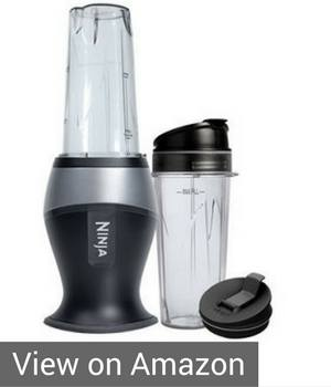 Ninja Fit Blender Review QB3000SSW