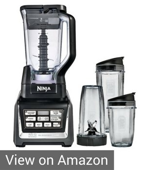 Nutri Ninja Blender Duo Auto iQ BL642 Review