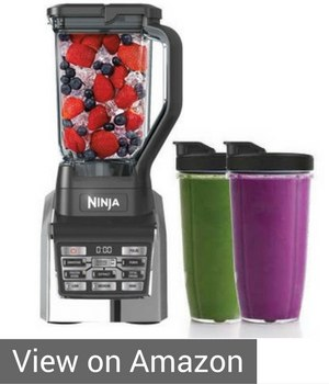 Nutri Ninja Blendmax DUO with Auto iq Boost Review Models BL2012-BL2013