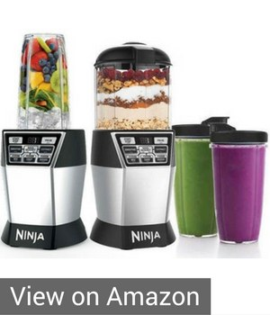 Nutri Ninja Nutri Bowl DUO with Auto iQ Boost Review Models NN100-NN101-NN102