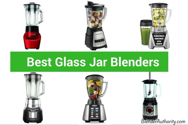 Guide to Best Blenders with Glass Jars