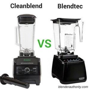 Cleanblend vs Blendtec blender review