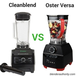 Cleanblend vs Oster Blender review