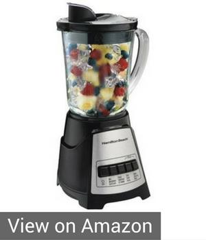 Hamilton Beach Power Elite 58148A glass blender review