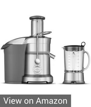Breville Juicer and Blender combo review
