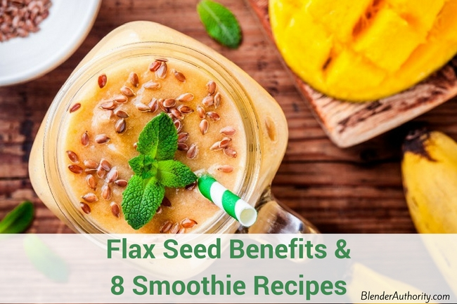 Flaxseed Smoothie Recipes