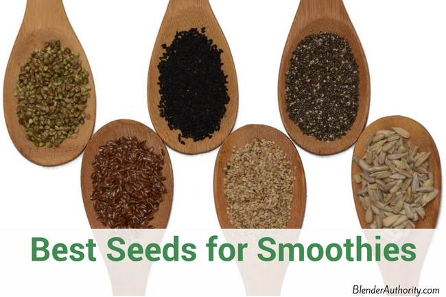 Best Seeds for Smoothies