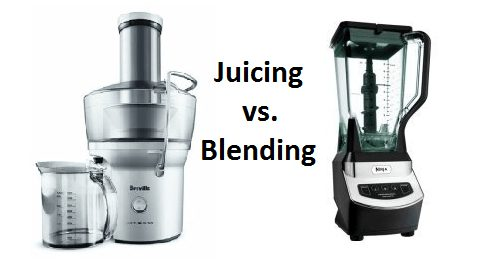 Juicing versus Blending