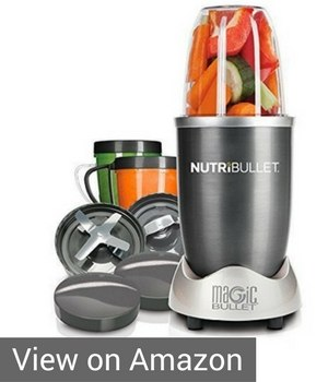 Nutribullet 600 Review - Compare Nutribullet models