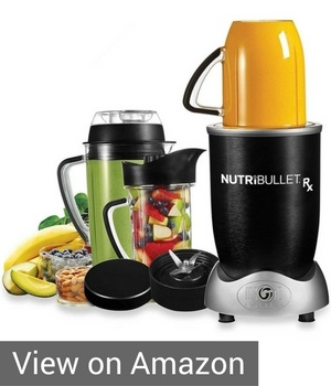 Nutribullet RX Review - Comparison of Nutribullet blenders