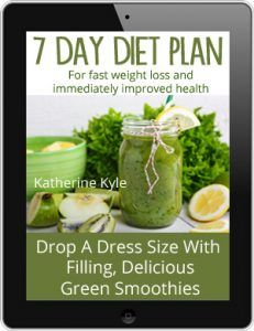 Green Smoothie 7 Day detox diet