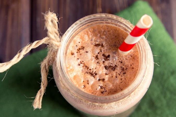 Chocolate Health Green Smoothie Recipe