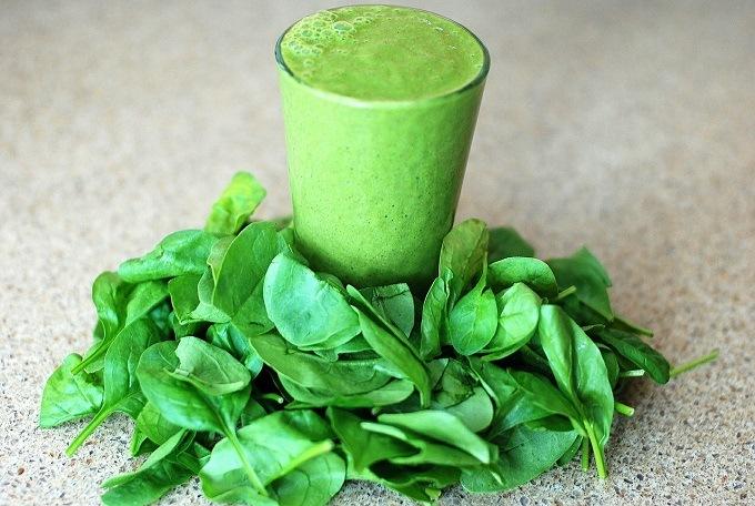 Green Smoothie Detox Slimming Recipe