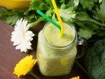 Protein Breakfast Green Smoothie