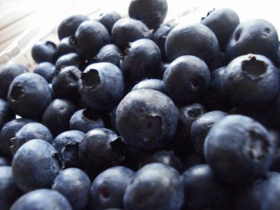 Top Detox Fruits - Blueberries