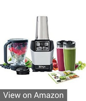 Nutri Ninja Auto IQ Complete Extraction System BL486 review