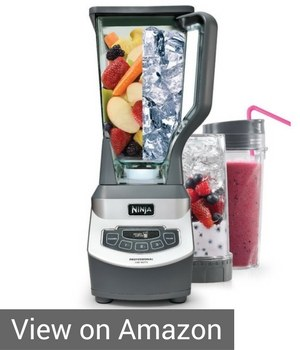 Ninja Professional Blender Review- BL610-BL660-BL665-BL740-NJ600