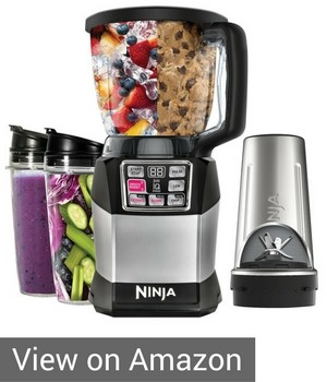 Nutri Ninja Auto-iQ Compact System BL492 review
