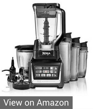 Nutri Ninja Blender System Auto iQ BL680-BL682 Review