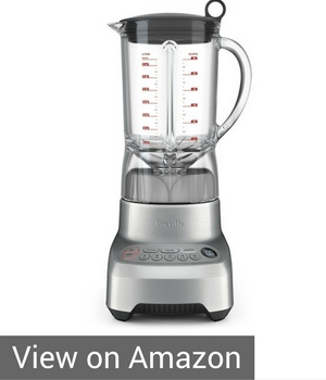Breville Hemisphere Control BBL605xl Blender review - top blenders under 200 dollars
