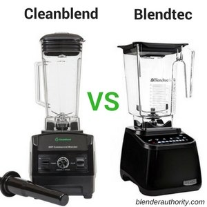Cleanblend vs Blendtec blender review