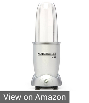 Nutribullet MAX review 2017