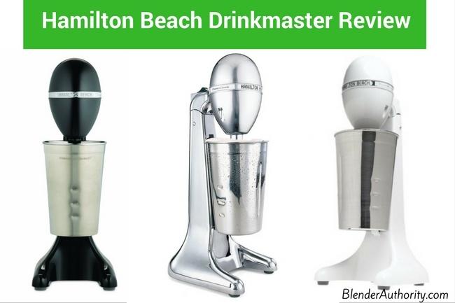 Hamilton Beach Drinkmaster Review