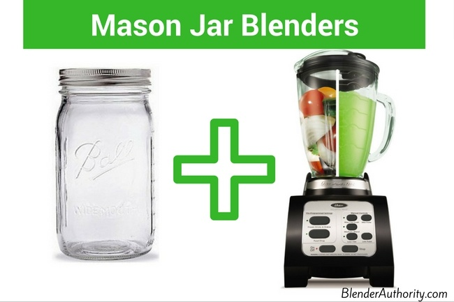 Mason Jar Blender review