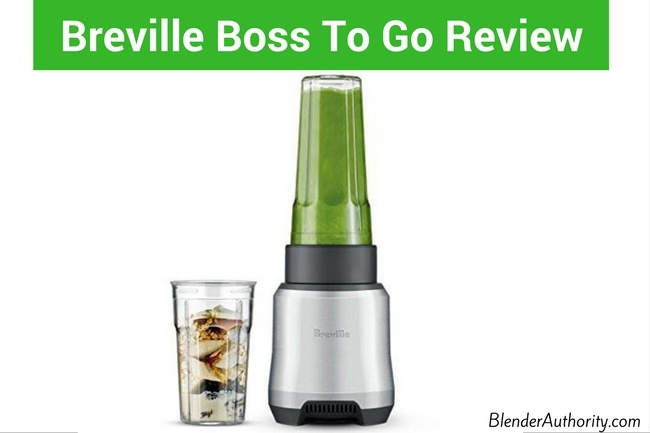 Breville Boss To Go Review