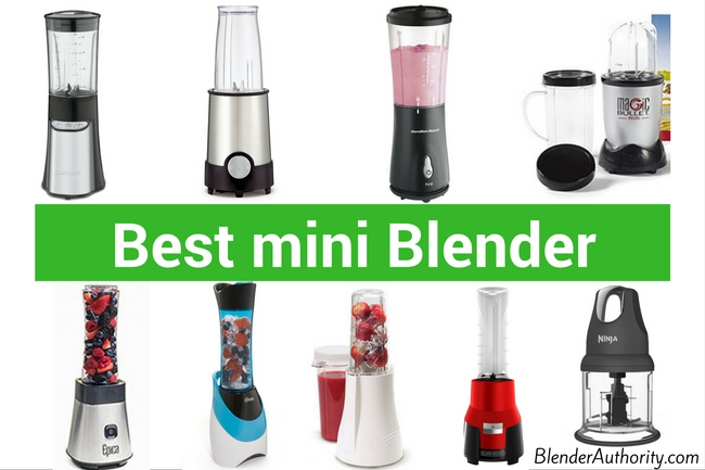 Best Mini Blender