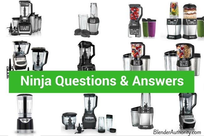 Ninja Blender Question Answer Guide