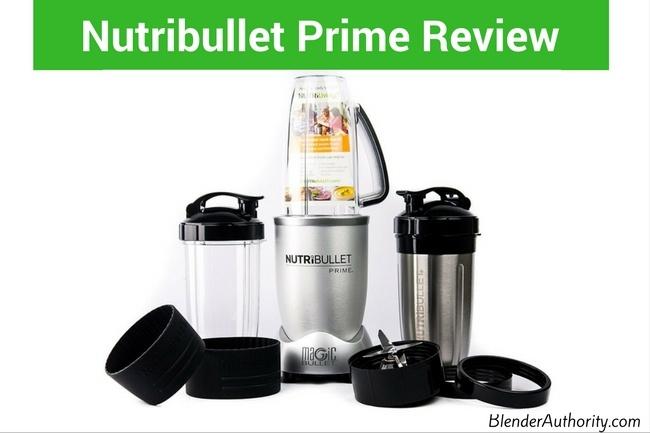 Nutribullet Prime Review