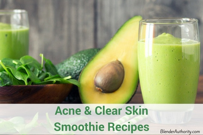 Smoothies for Acne and Clear Skin