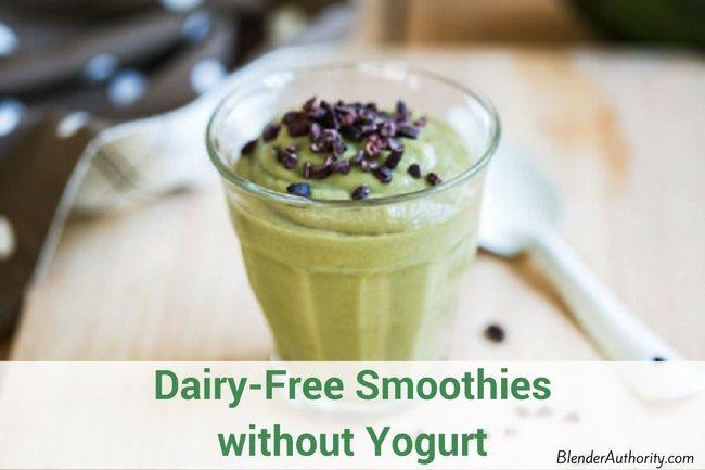 Smoothies without Yogurt