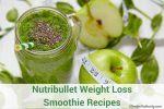 Nutribullet weight loss recipes