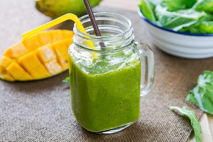 High Alkaline Green Smoothie Recipe