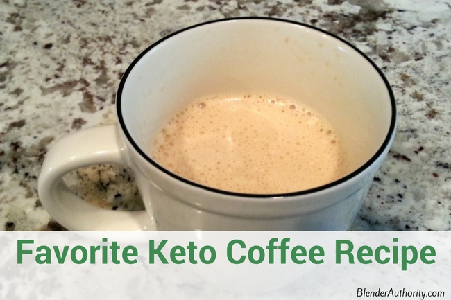Favorite Keto Coffee Recipe and Keto Coffee Overview