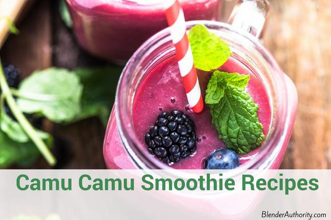 Discover the Benefits of Camu Camu and our Favorite Camu Camu Smoothies