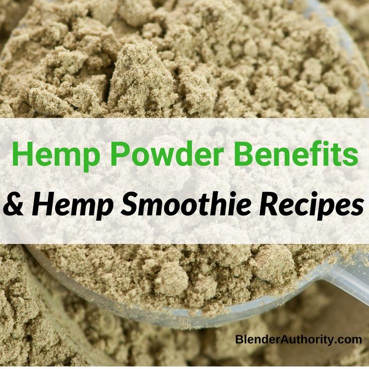Hemp Protein Benefits