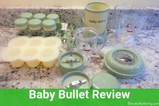 Baby Bullet Review