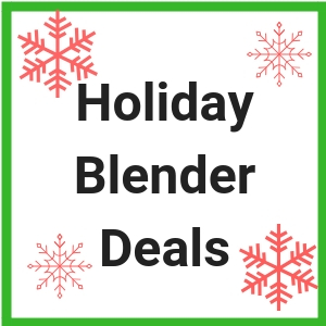 Holiday Blender Deals 2018